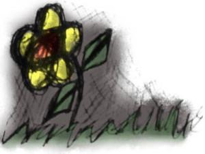 doodle-flower