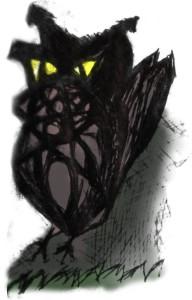 doodle-owl
