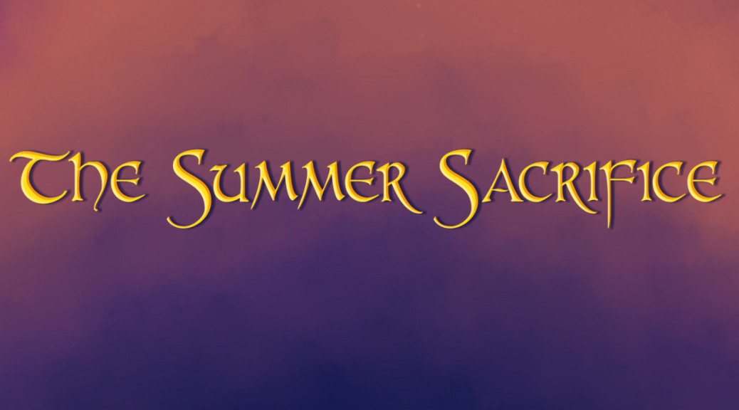 The Summer Sacrifice feature