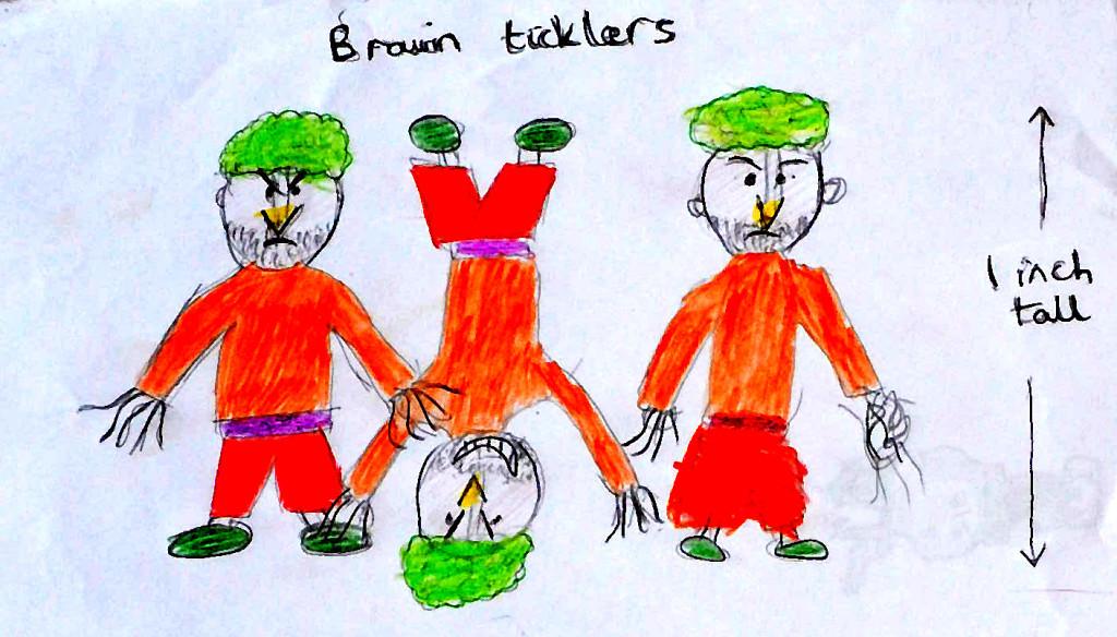 Brainticklers by Izzy Harris